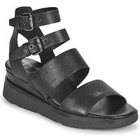 Schuhe Damen Sandalen / Sandaletten Mjus PLATITUAN Schwarz