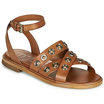 Schuhe Damen Sandalen / Sandaletten Mjus GRAM Camel