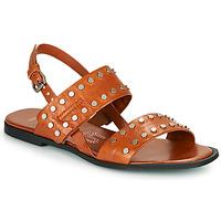 Schuhe Damen Sandalen / Sandaletten Mjus GRECA Camel