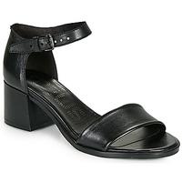 Schuhe Damen Sandalen / Sandaletten Mjus LEI Schwarz