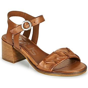 Schuhe Damen Sandalen / Sandaletten Mjus LEI Camel