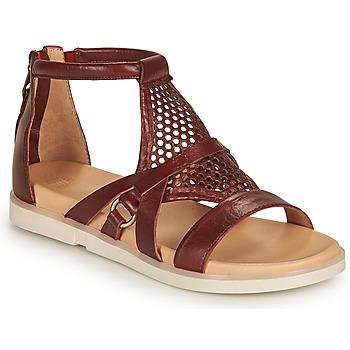 Schuhe Damen Sandalen / Sandaletten Mjus KETTA Bordeaux