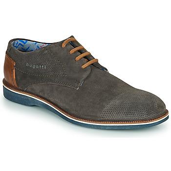 Schuhe Herren Derby-Schuhe Bugatti MELCHIORE Grau