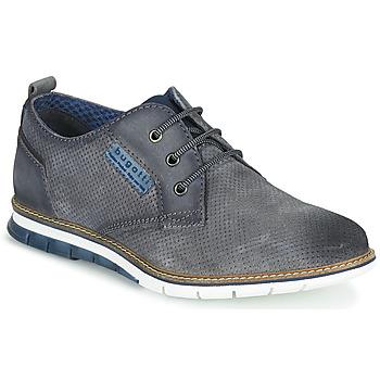 Schuhe Herren Sneaker Low Bugatti SANDMAN Grau