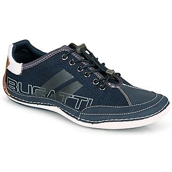 Schuhe Herren Sneaker Low Bugatti CANARIO Marine