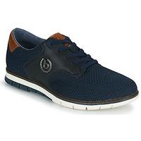 Schuhe Herren Sneaker Low Bugatti SANDMAN Marine