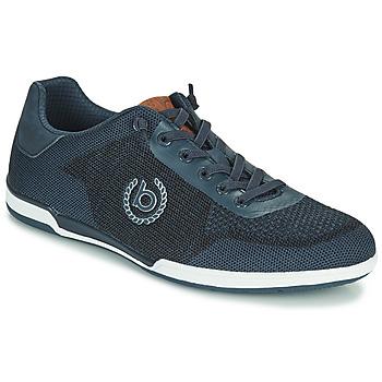 Schuhe Herren Sneaker Low Bugatti SOLAR EXKO Marine