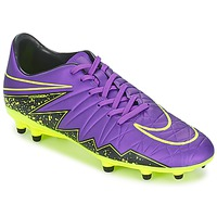 Schuhe Herren Fußballschuhe Nike HYPERVENOM PHELON II FG Violett