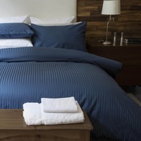 Home Bettbezug Belledorm Double Marineblau