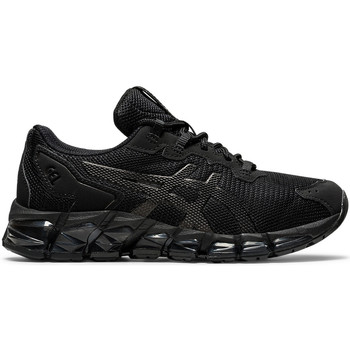 Schuhe Kinder Sneaker Low Asics Gel Quantum 360 6 GS Schwarz