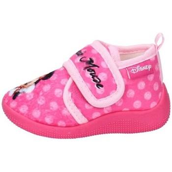 Schuhe Jungen Babyschuhe De Fonseca PESCARA I U680 FUCHSIE