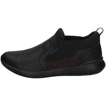 Schuhe Herren Slipper Grisport 43816T11 SCHWARZ
