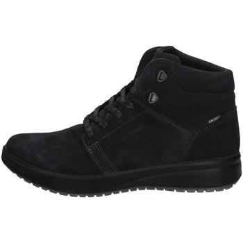 Schuhe Herren Boots Grisport 43631A14G BLAU
