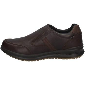 Schuhe Herren Slipper Grisport 43021A2G BRAUN