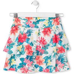 Kleidung Mädchen Röcke Losan 714 7015AB Blau