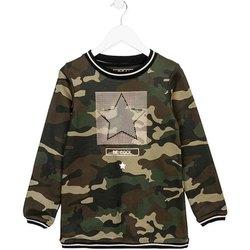 Kleidung Mädchen Kurze Kleider Losan 724 7012AB Grün