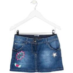 Kleidung Mädchen Röcke Losan 724 7008AB Blau