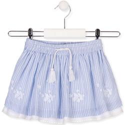 Kleidung Mädchen Röcke Losan 016-7060AL Blau