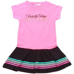 Kleidung Mädchen Kurze Kleider Melby 70A5705 Rosa
