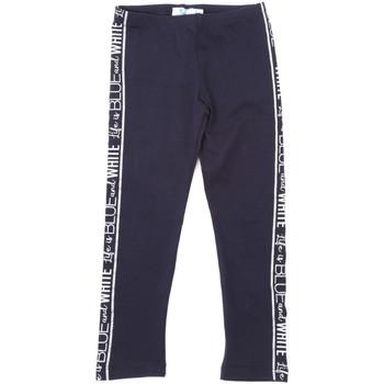 Kleidung Mädchen Leggings Melby 70F5655 Blau
