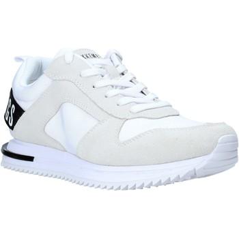 Schuhe Herren Sneaker Low Bikkembergs B4BKM0028 Weiß