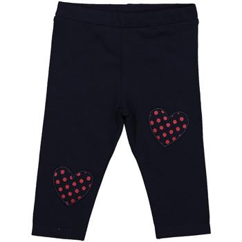 Kleidung Mädchen Leggings Melby 20F0021 Schwarz