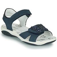 Schuhe Mädchen Sandalen / Sandaletten Primigi ANATOLE Marine