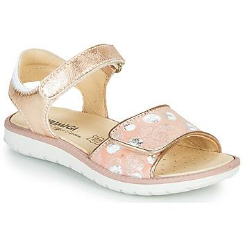 Schuhe Mädchen Sandalen / Sandaletten Primigi MINA Rose