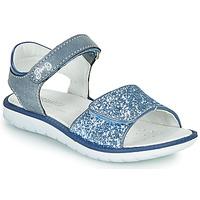 Schuhe Mädchen Sandalen / Sandaletten Primigi ALEX Blau
