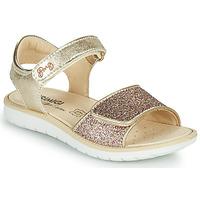 Schuhe Mädchen Sandalen / Sandaletten Primigi CYRIELLE Gold