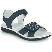 Schuhe Mädchen Sandalen / Sandaletten Primigi MAXIME Marine
