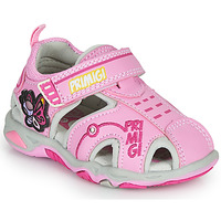 Schuhe Mädchen Sportliche Sandalen Primigi SOLAL Rose