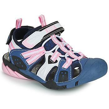 Schuhe Mädchen Sportliche Sandalen Primigi CAMMI Marine / Rose