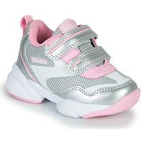 Schuhe Mädchen Sneaker Low Primigi SUZZI Silbern / Rose