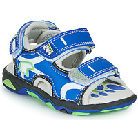 Schuhe Jungen Sandalen / Sandaletten Primigi YANIS Blau / Grün