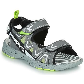 Schuhe Jungen Sandalen / Sandaletten Primigi MATEO Grau / Grün