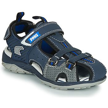 Schuhe Jungen Sportliche Sandalen Primigi SIXTINE Marine / Grau