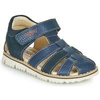 Schuhe Jungen Sandalen / Sandaletten Primigi PIETRA Marine
