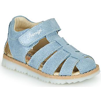 Schuhe Jungen Sandalen / Sandaletten Primigi MANI Blau