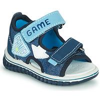 Schuhe Jungen Sandalen / Sandaletten Primigi FOUTTA Blau