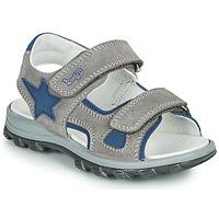 Schuhe Jungen Sandalen / Sandaletten Primigi GRIMMI Grau / Blau