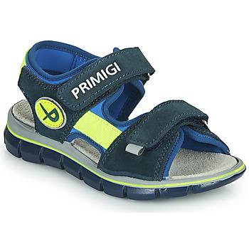 Schuhe Jungen Sandalen / Sandaletten Primigi MARINEL Blau