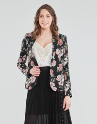 Kleidung Damen Jacken / Blazers Ikks BS40045-02 Schwarz