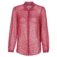 Kleidung Damen Hemden Ikks BS12155-38 Himbeer