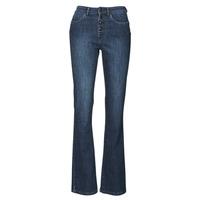 Kleidung Damen Bootcut Jeans Ikks BS29135-45 Blau