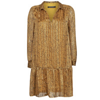 Kleidung Damen Kurze Kleider Ikks BS30195-75 Amber