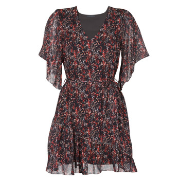Kleidung Damen Kurze Kleider Ikks BS30205-02 Multicolor