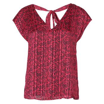 Kleidung Damen Tops / Blusen Ikks BS11355-38 Himbeer