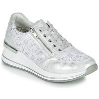 Schuhe Damen Sneaker Low Remonte Dorndorf SALAN Silbern