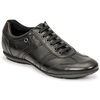 Schuhe Herren Derby-Schuhe Casual Attitude ODEO Schwarz